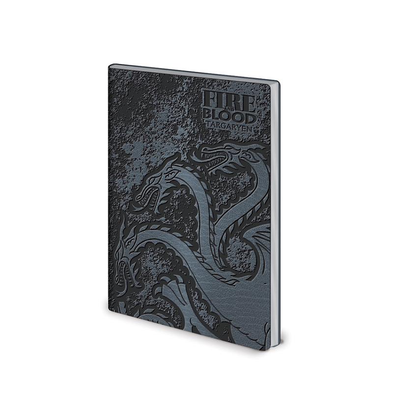 Notebook A5 size Targaryen...