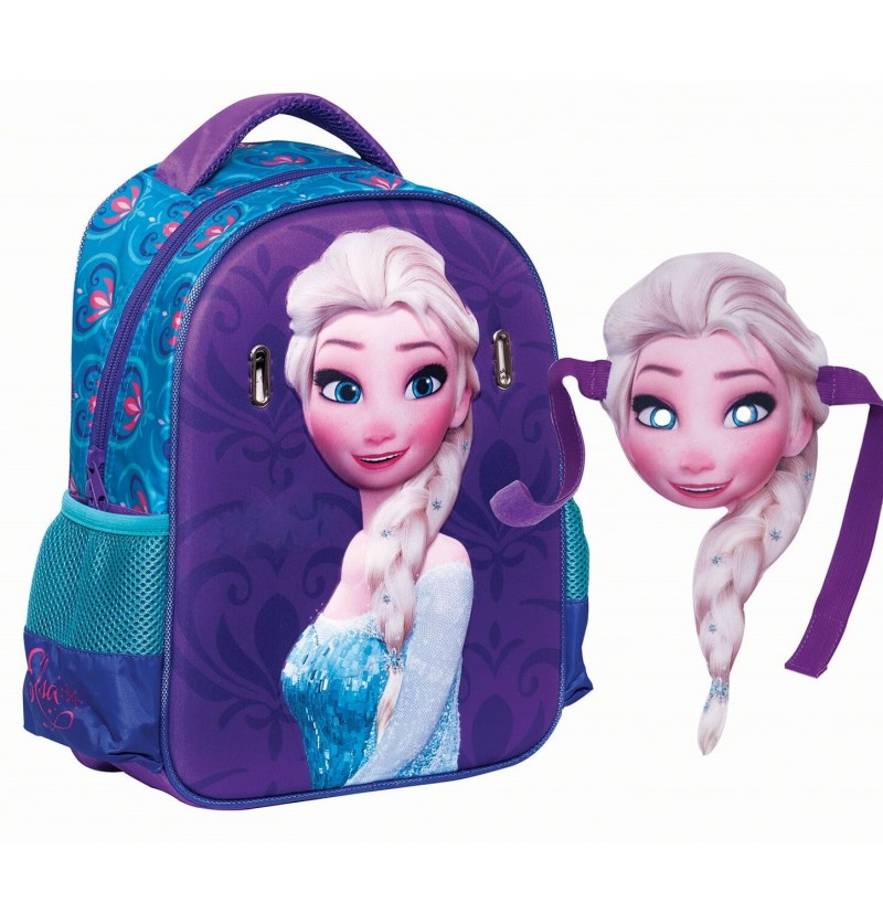 Πριγκίπισσα Έλσα 3D Τσάντα...