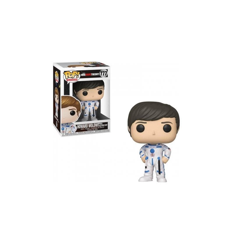 POP! Figure Vinyl Howard...
