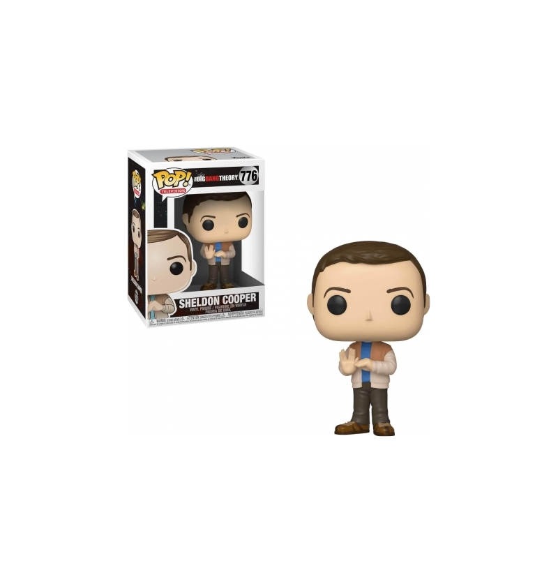 POP! Figure  Vinyl Sheldon...