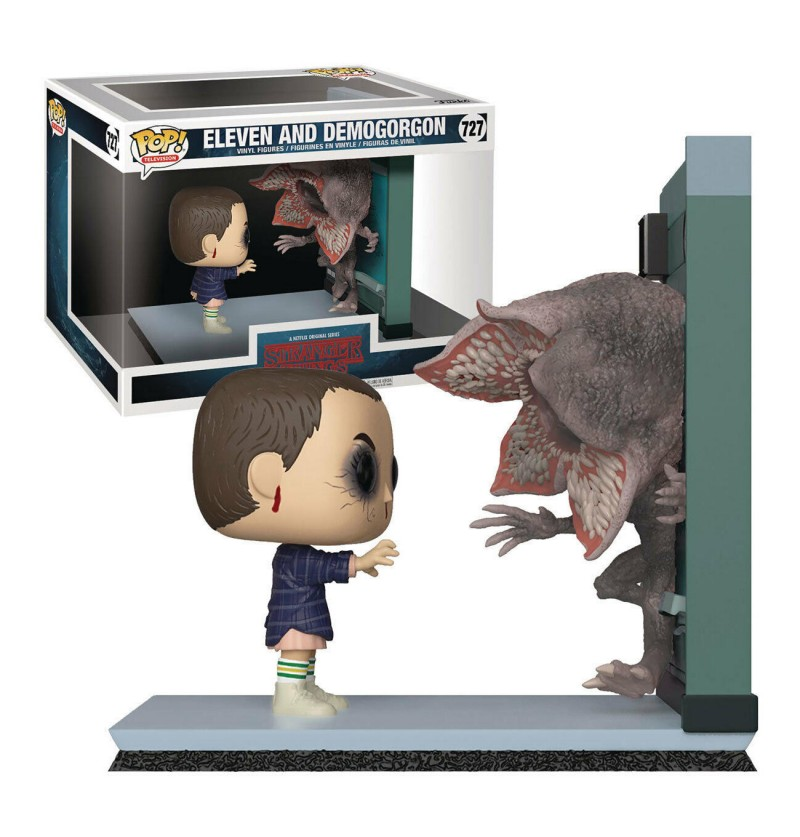 POP! Movie Moments: Eleven...