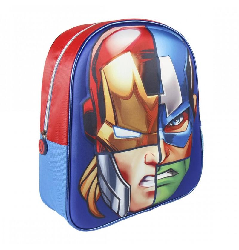 Nursery Kindergarten Backpack Avengers Heroes
